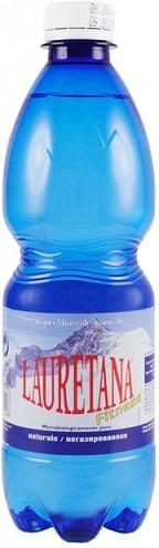 Lauretana Naturale PET 0.5 litre