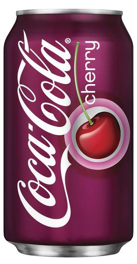 Coca-Cola Cherry 355 ml USA