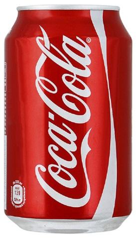 Coca-Cola USA 355 ml