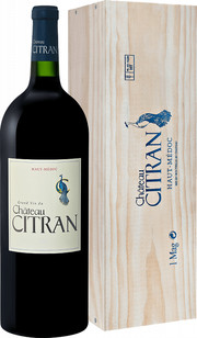 Chateau Citran 1500 ml in wood