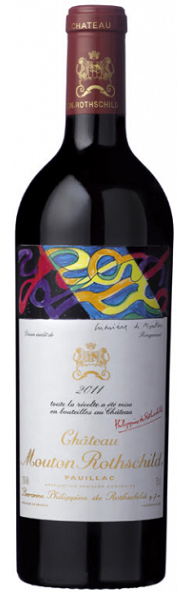 Chateau Mouton-Rothschild 2011